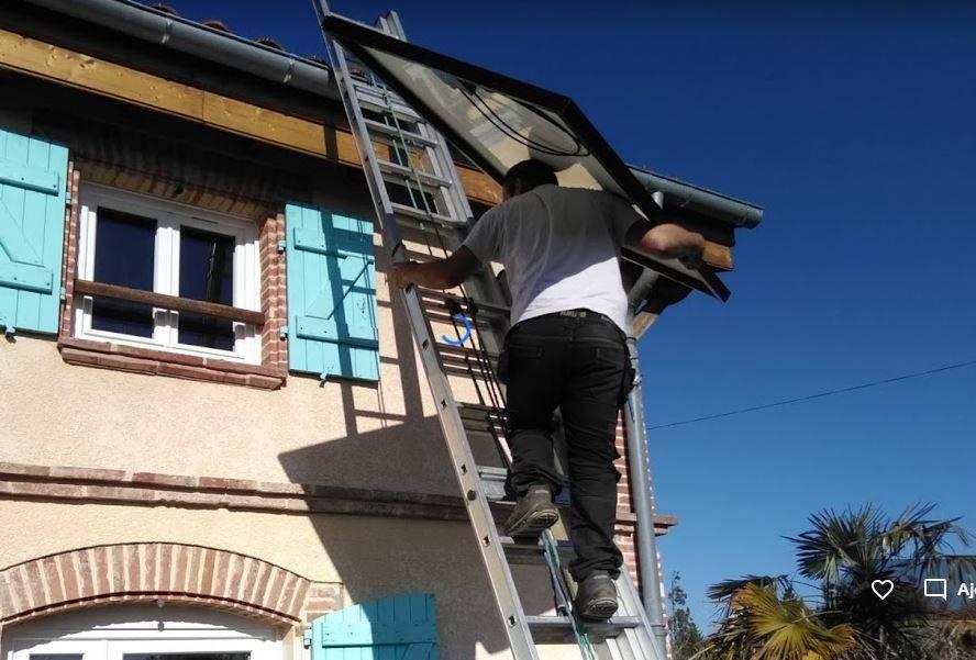 Quel est le d lai pour installer un kit solaire en autoconsommation sur une maison devis - Delai pour construire une maison ...
